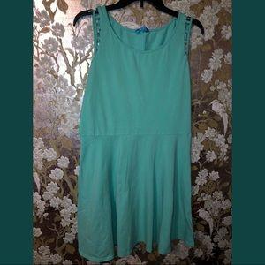 Spring Blue Dress 👗